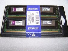 8 Gb Kingston / Hp Pc2-5300f Ddr2-667 Server Ram (FBDIMM), Nueva