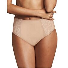 Maidenform Sexy Light Control High-Waist Lace Thong DM2001 Panty NWT Size Medium
