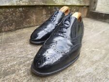CHEANEY / CHURCH BROGUES – BLACK – UK 9 – VERY GOOD CONDITION