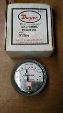 2 - Dwyer #2002 ASF W15G Pressure Gauges