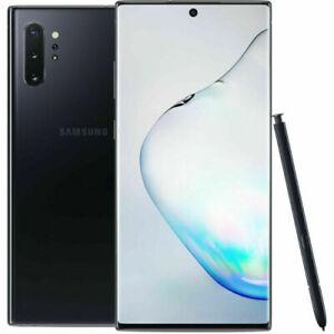 Samsung Galaxy Note 10+ Plus SM-N975U 256GB Aura Black Sprint