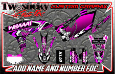 YAMAHA YZ YZF 125/150/250/450  MOTOCROSS MX GRAPHICS STICKERS   ALL YEARS
