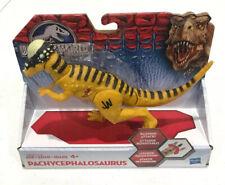Jurassic World Pachycephalosaurus Dinosaur Bashing Attack 7� New In Box