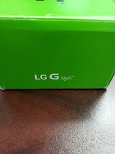 LG G Stylo H634 - 8GB - Grey - Cricket locked - GOOD CONDITION