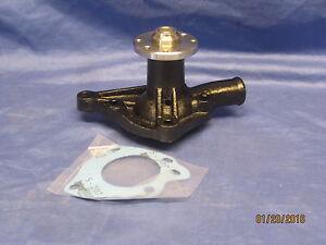 MGB EARLY 3 BEARING WATER PUMP 1962-1965 G & GA ENGINEs   GWP115