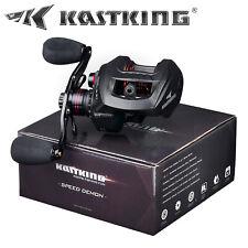 Kastking Speed Demon 9.3:1 Ultra Smooth Baitcasting Fishing Reel 13BBs - Right