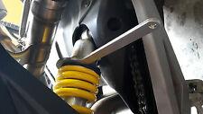 DUCATI-Monster 1100 Hakenschlüssel 2 Stück Federbein einstellen Edelstahl