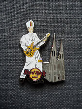 Hard Rock Cafe New York 2015 - Pope Tour Cathedral - PROTOTYPE Pin (  LE 5 )