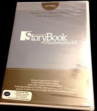 Creative Memories Storybook Creator Plus 3.0 NEW NIP