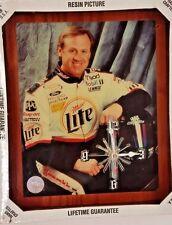 "NASCAR, 10"" x 12""  Clock, #2 Rusty Wallace, New"