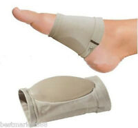 1 Pair Orthotic Arch Support Plantar Fasciitis Brace Sleeves Arch Supports