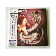 Whitesnake Lovehunter SHM MINI LP CD JAPAN UICY-93738