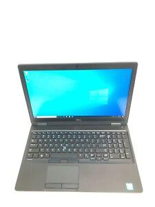 """Dell Latitude 5580 15.6"""" Core i5 7440HQ 2.8GHz 16GB RAM 1TB SSD Win 10 Pro"""