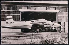 Foto-AK-Simmering Graz-Pauker M.222-Österreich-Flugzeug airplane-
