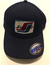 Sno-Jet Vintage snowmobile Style Ball Cap - SJ Logo