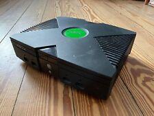 Xbox Konsole (defekt; für Bastler) mit 2 Controllern