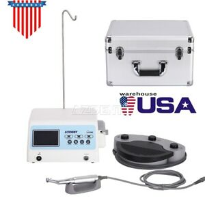 AZDENT Dental Implant Surgical Brushless Motor + 20:1 Contra Angle Handpiece