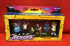 The Lil' Locsters 6 Piece Collectable Figurine Set New in Package