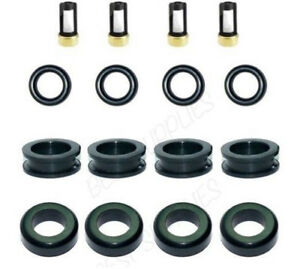 Fuel Injector Repair Kit for 89-91 Mazda B2600 2.6L I4