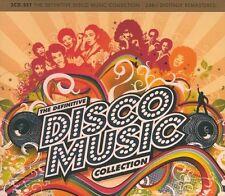 DISCO MUSIC = Gaynor/Village People/Chic/Boney M/Cerrone...=3CD= groovesDELUXE !