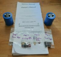 McIntosh MC2002 amp rebuild restoration recap service kit fix repair