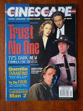 1995 CINESCAPE Trust No One Magazine