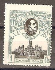 1920 CONGRESO DE LA UPU EDIFIL 297** SIN FIJASELLOS