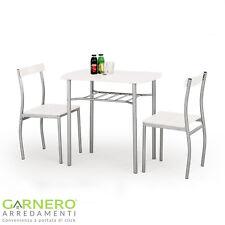 tavolo legno bianco in vendita Set tavoli e sedie | eBay