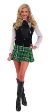 Saint St. Patricks Day Mini Kilt Adult Womens Costume Accessory NEW One Size