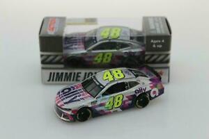 JIMMIE JOHNSON 2020 ALLY FINALE 1/64 ACTION DIECAST CAMARO ZL1 CAR
