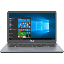 "17,3""/43,9cm Notebook ASUS F705NA Intel 4x2,5GHz 8GB RAM 1TB HDD mattes TFT W10"