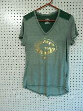 Womens Majestic fan fashion Green Bay Packers short sleeve t-shirt - medium