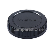 50pcs Olympus M4/3 MICRO 4/3 rear lens cap GH4 GF2 G5 EP1 lens replacement cover
