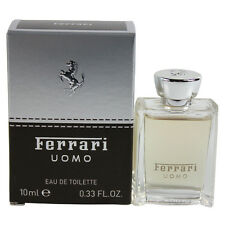 Ferrari Uomo by Ferrari for Men Miniature Edt Cologne Splash 0.33 oz New in Box