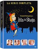 Vita Da Strega - La Serie Completa - Stagioni 1-8  - Cofanetto 34 Dvd - Nuovo