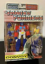 Transformers Mega SCF G1 Convoy Optimus Prime Complete