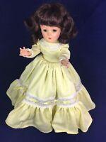 """Ideal Doll Toni Walker 15"""" Ca.1950"""