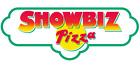 "Showbiz Pizza - 11""x23"" Laser Cut Sign (plastic)"