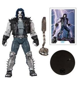 """*Read Preorder October/November* DC Multiverse Lobo DC Rebirth 7"""" Action Figure"""