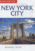 """AS NEW"" New York City (Globetrotter Travel Guide), Leech, Michael, Book"