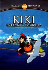 Kiki Delivery Service / Kiki Entregas A Domicilio DVD NEW Hayao Miyazaki Sealed!