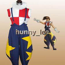 Gundam W Trowa Barton Clown Cosplay Costume Version 1st Custom-Made