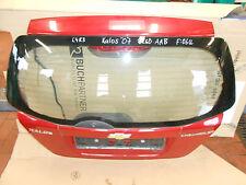 Heckklappe Chevrolet Kalos 3 Türer. Bj.ab 05 Farbe: 06U Flame Red  Lager4/R3