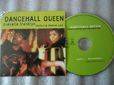 CD-CHEVELLE FRANKLYN-DANCEHALL QUEEN-FEAT.BEENIE MAN-BONZAI-(CD SINGLE)97-2TRACK