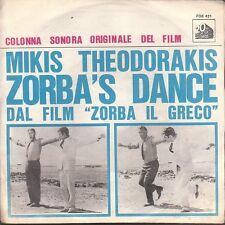 7512 ZORBA'S DANCE  DAL FILM ZORBA IL GRECO