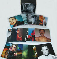 ROBBIE WILLIAMS Greatest Hits 2004 UK promo only 18 x CD single box set