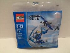 Lego #30222 City Helicopter Promo Item Rare And Hard To Find NIB 2013!