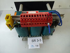 Ismet Trasformatore DG 603/127/9J Prim 380V 0,384A Sek 24V 16A
