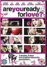 Are You Ready For Love ? (Michael Brandon) **NEW & SEALED**