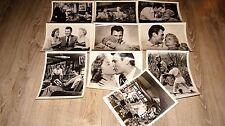 LE GRAND COUTEAU ! r aldrich Jack Palance photos presse argentique cinema 1955